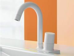 - 1 hole washbasin mixer FLUID | Washbasin mixer - FIMA Carlo Frattini