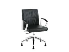 - Swivel chair with 5-spoke base ADA LX PLUS | Swivel chair - Sesta