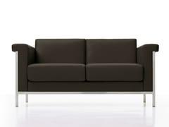 - 2 seater leather sofa MASTER   2 seater sofa - JOSE MARTINEZ MEDINA
