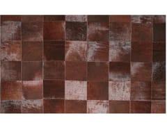 - Patchwork rectangular cowhide rug LASER COWHIDE CARPETS - EBRU