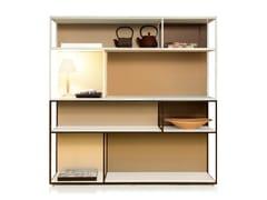 - Open freestanding shelving unit COLECCIÓN PRIVADA | Shelving unit - JOSE MARTINEZ MEDINA