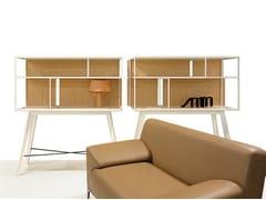 - Open freestanding shelving unit COLECCIÓN PRIVADA | Freestanding shelving unit - JOSE MARTINEZ MEDINA