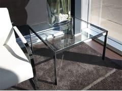 - Square glass side table ALIANTE   Side table - JOSE MARTINEZ MEDINA