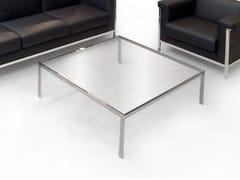 - Square glass coffee table ALIANTE | Square coffee table - JOSE MARTINEZ MEDINA