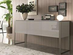 - Lacquered sideboard with doors NIBBIO | Sideboard - MisuraEmme