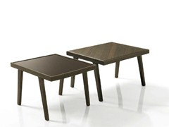 - Square coffee table for living room DAVID - Bontempi Casa