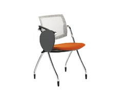 - Training chair with writing tablet Q-GO | Training chair - Sesta