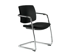 - Cantilever reception chair Q-EASY | Chair - Sesta
