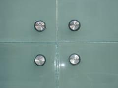 Sistema e profilo di ancoraggio per facciataFITECHNIC RCE1221 - PENTAGONAL