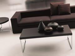 Tavolino basso da salottoPLAZA | Tavolino rettangolare - BONTEMPI CASA