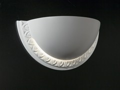 - Gypsum wall light CHIARODÌ | Wall light - Metal Lux di Baccega R. & C.