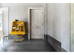 - Contemporary style lacquered highboard SUMMER - Bonaldo