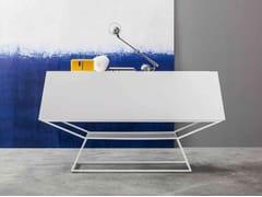 - Lacquered sideboard SPRING - Bonaldo