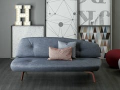 - Convertible fabric sofa bed BANDY | Sofa bed - Bonaldo