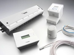 - Control system for air conditioning system NEA - REHAU