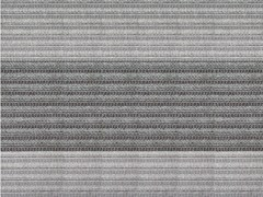 - Striped cotton and linen fabric ASAWA 1 - KOHRO