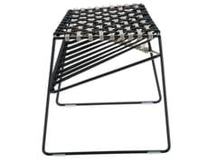 - Low sled base stool TWIST 2287 - Zanotta