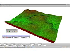 Rilievo topografico, catastale, modellazione terreni / Progettazione stradale e ferroviariaWinROAD - S.T.S. SOFTWARE TECNICO SCIENTIFICO