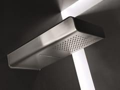 - Wall-mounted rain shower MACÒ | Wall-mounted overhead shower - GEDA