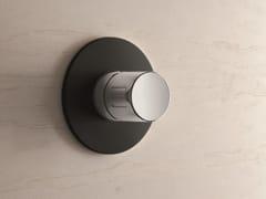 - Chromed brass shower mixer MACÒ | 1 hole shower mixer - GEDA