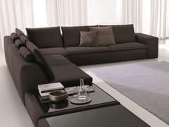 - Fabric sofa BRYAN | Corner sofa - Bontempi Casa