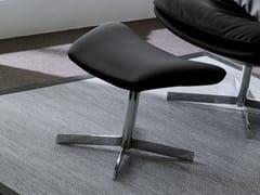 - Footstool with 4-spoke base DAYA | Footstool - Bontempi Casa
