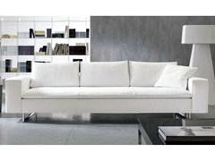 - 3 seater sofa PLANET | Leather sofa - Bontempi Casa