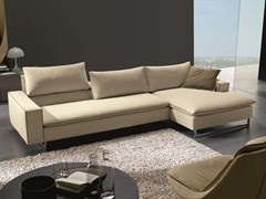 - Sofa with removable cover PLANET | Corner sofa - Bontempi Casa