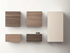 - Elm wall cabinet with door CINQUANTA | Elm wall cabinet - Birex