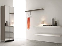 - Sectional lacquered hallway unit LOGIKA | Sectional hallway unit - Birex