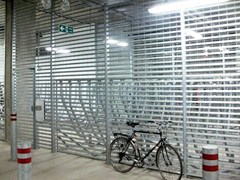 - Screening electrically welded mesh Fence OPEN WING - GRIDIRON GRIGLIATI
