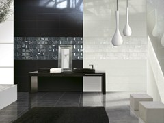 - Double-fired ceramic wall tiles LUCE FRAME - CERAMICHE BRENNERO