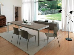 - Extending dining table IZAC | Extending table - Bontempi Casa