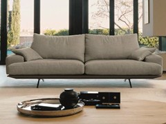 - 3 seater fabric sofa PLATZ   Sofa - Désirée