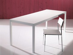 - Rectangular dining table MAGO | Extending table - Bontempi Casa