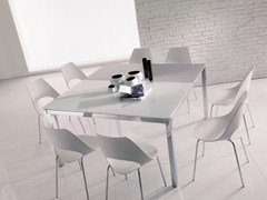 - Extending dining table MAGO PLUS - Bontempi Casa