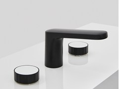 - 3 hole washbasin tap with matt finishing TEXTURE | Washbasin tap with matt finishing - FIMA Carlo Frattini
