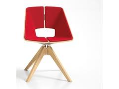 - Trestle-based chair HUG | Trestle-based chair - Infiniti