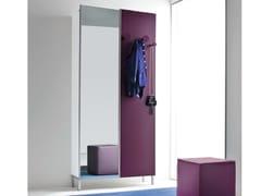 - Lacquered wardrobe with sliding doors SLIM | Lacquered wardrobe - Birex