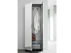 - Mirrored wardrobe SLIM | Wardrobe - Birex