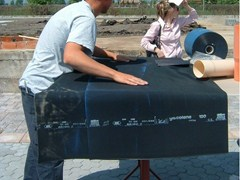 - Polyolefin-based waterproofing product GISCOLENE - NORDTEX