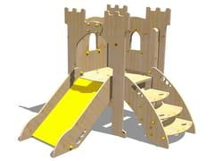 - Play structure TORRE LANCILLOTTO - Legnolandia