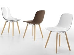 - Plastic chair PURE LOOP | Chair - Infiniti