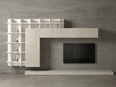 - Design TV wall system SLIM 47 - Dall'Agnese