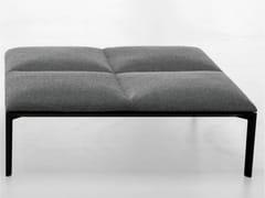 - Upholstered fabric pouf ADD | Pouf - Lapalma