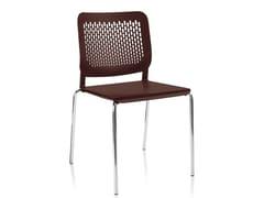 - Plastic garden chair COMETA | Chair - Vela Arredamenti