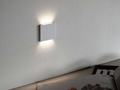 Faretto a LED da parete BANG Q - Flexalighting