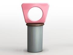 - Aluminium jar LUTÉTIA - altreforme