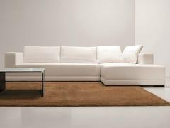- Sectional 3 seater fabric sofa TEOREMA | 3 seater sofa - Dall'Agnese