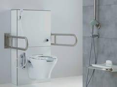 Wc per disabili sospeso in porcellana130 | Wc per disabili in porcellana - PONTE GIULIO